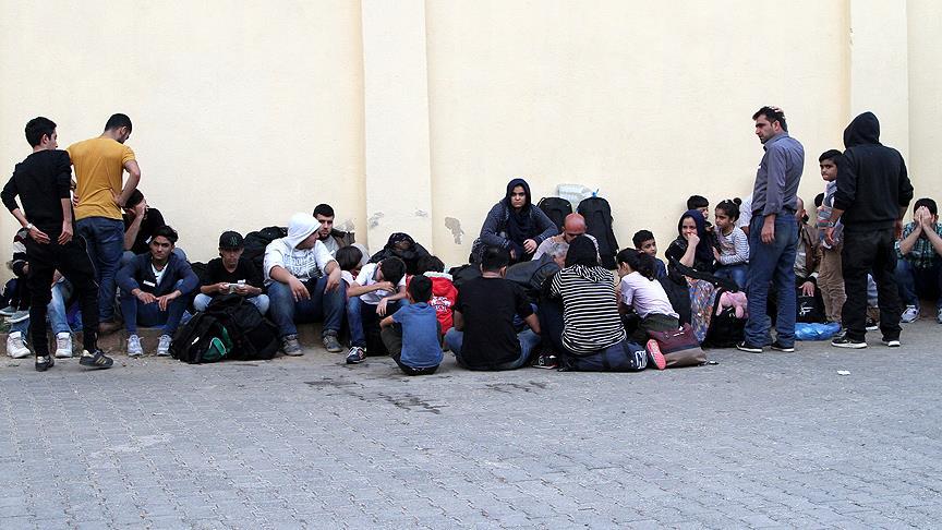 Yunanistan'da sığınmacıların dramı