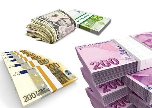 Yükselişini sürdüren Dolar ve Euro tarihi zirveyi gördü