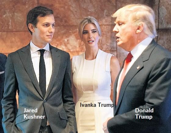 Skandal: Trump, Damadını Danışmanlığa Atadı